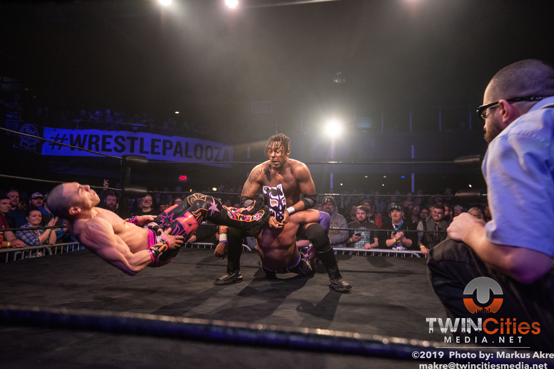 Wrestlepalooza - Match 6-7