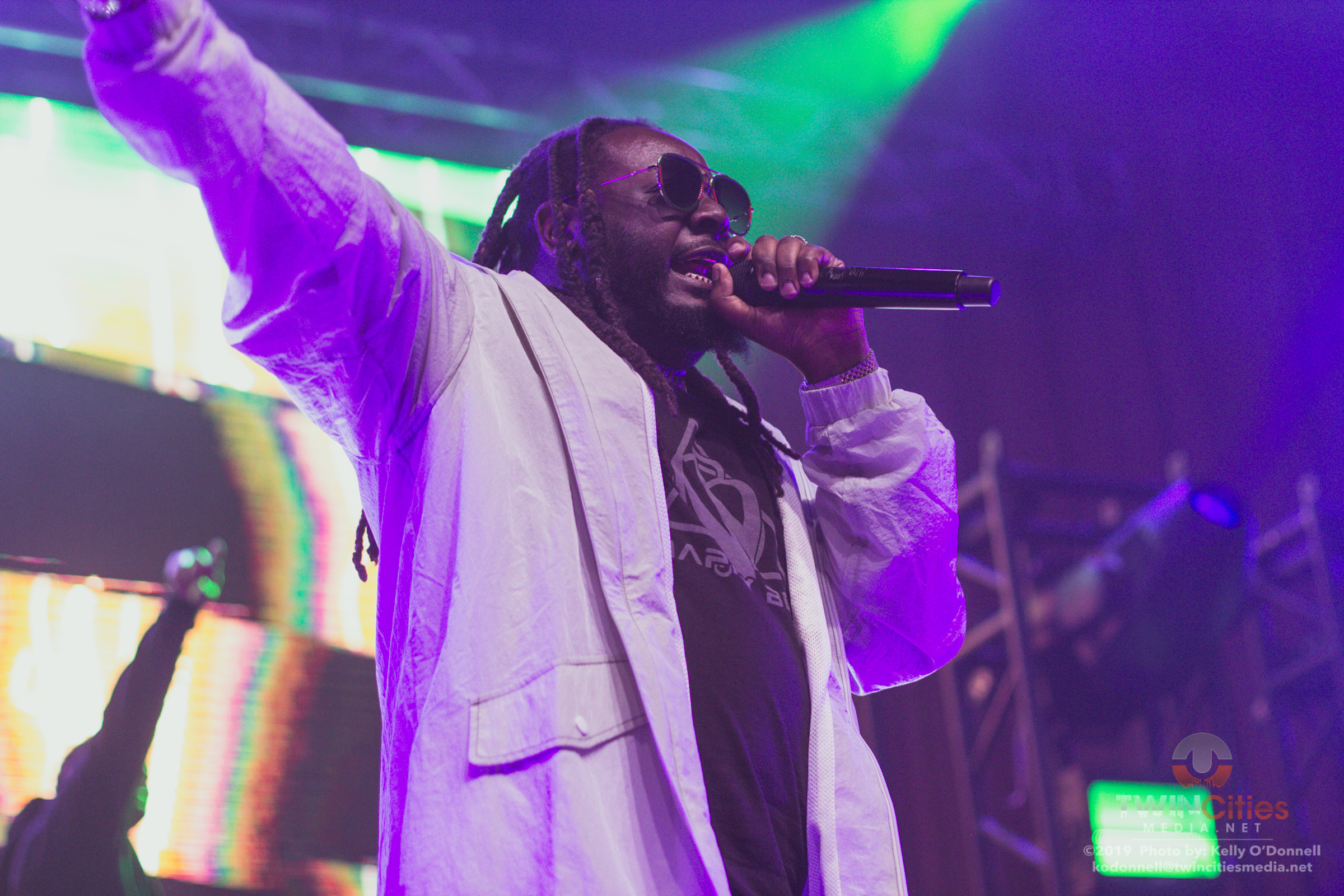 A No Good, Very Bad Day Fixed By The One And Only T-Pain