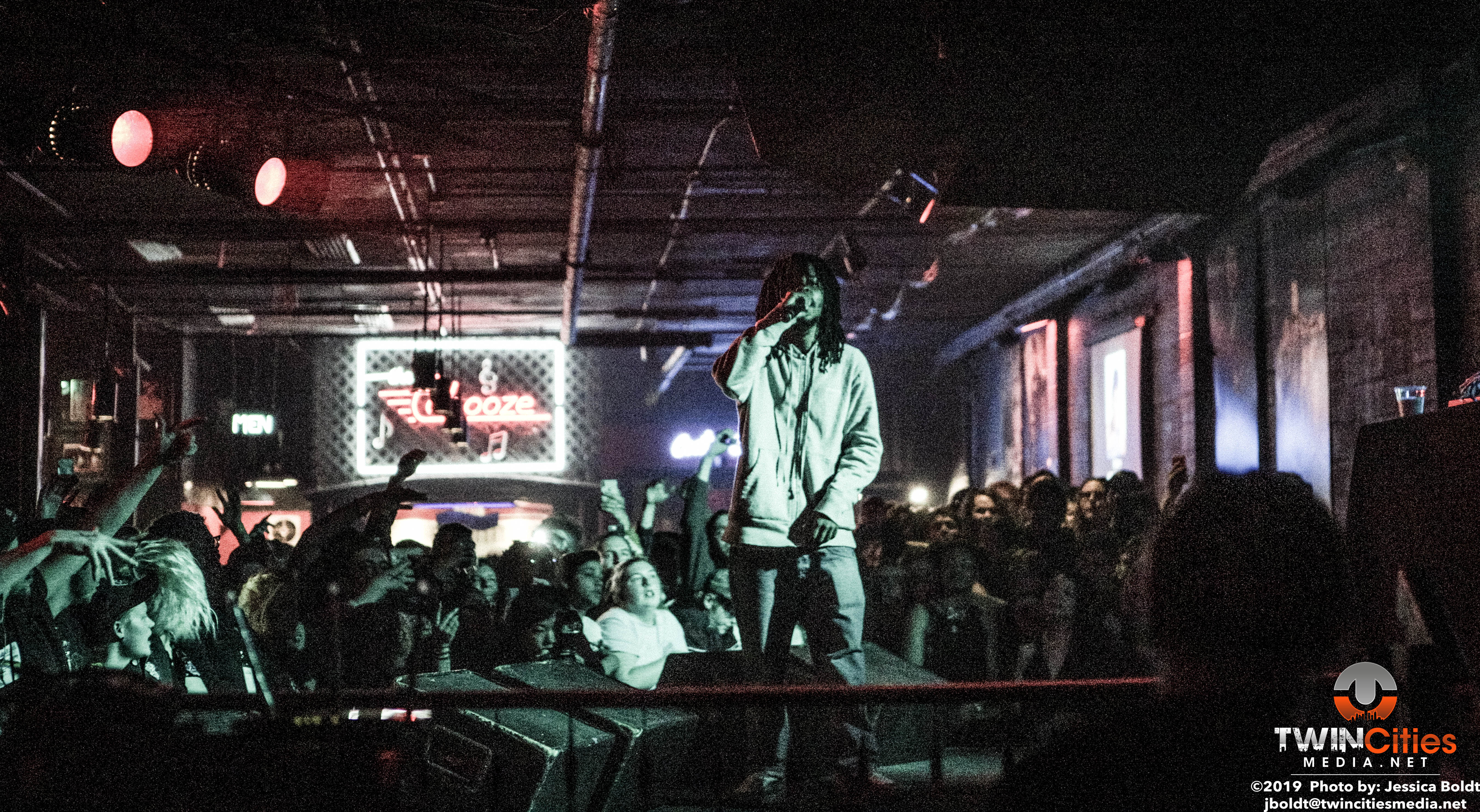 Earl Sweatshirt Commands Sold Out Cabooze With Ease