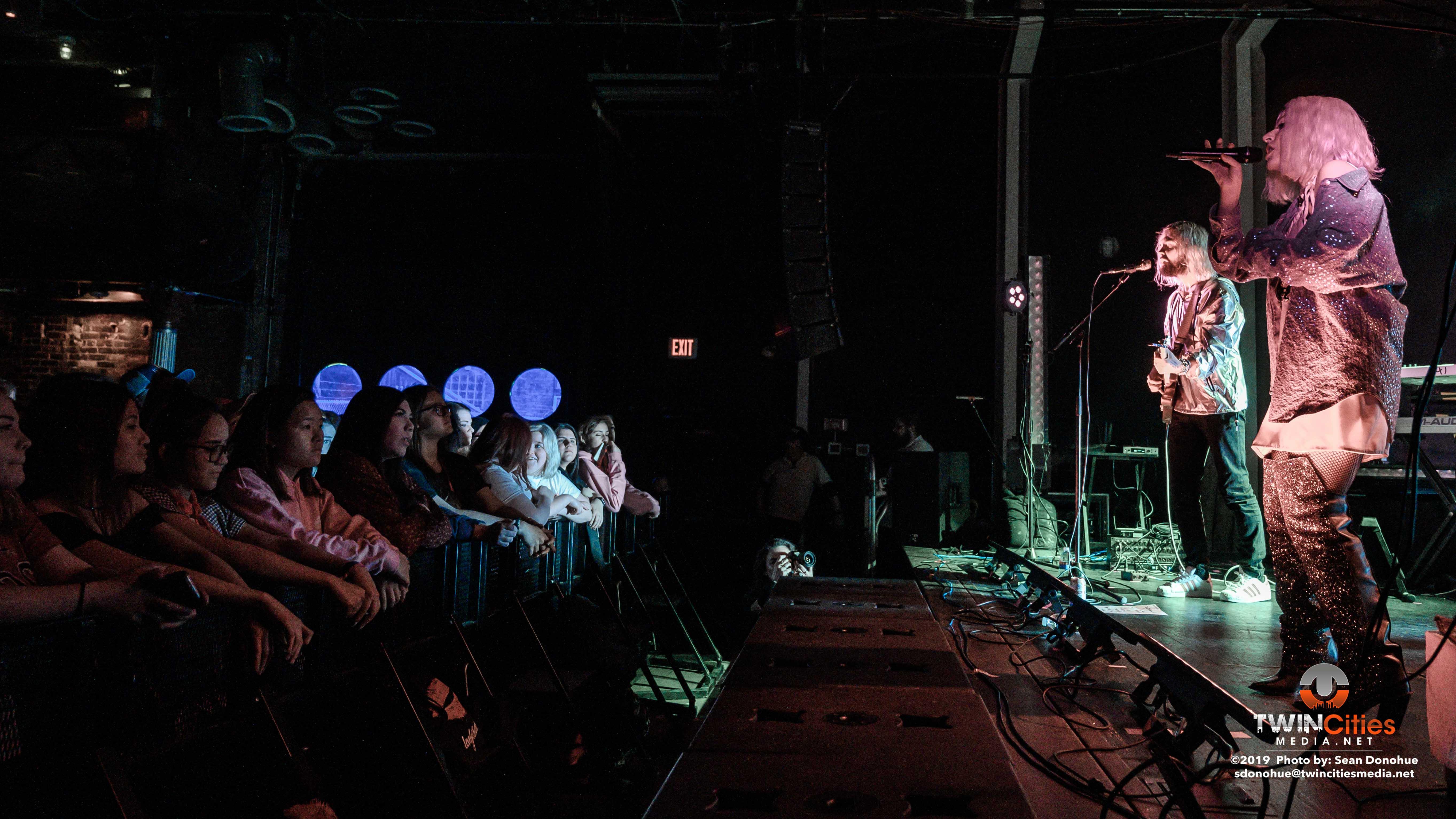 lovelytheband at Varsity Theater | 4.28.2019