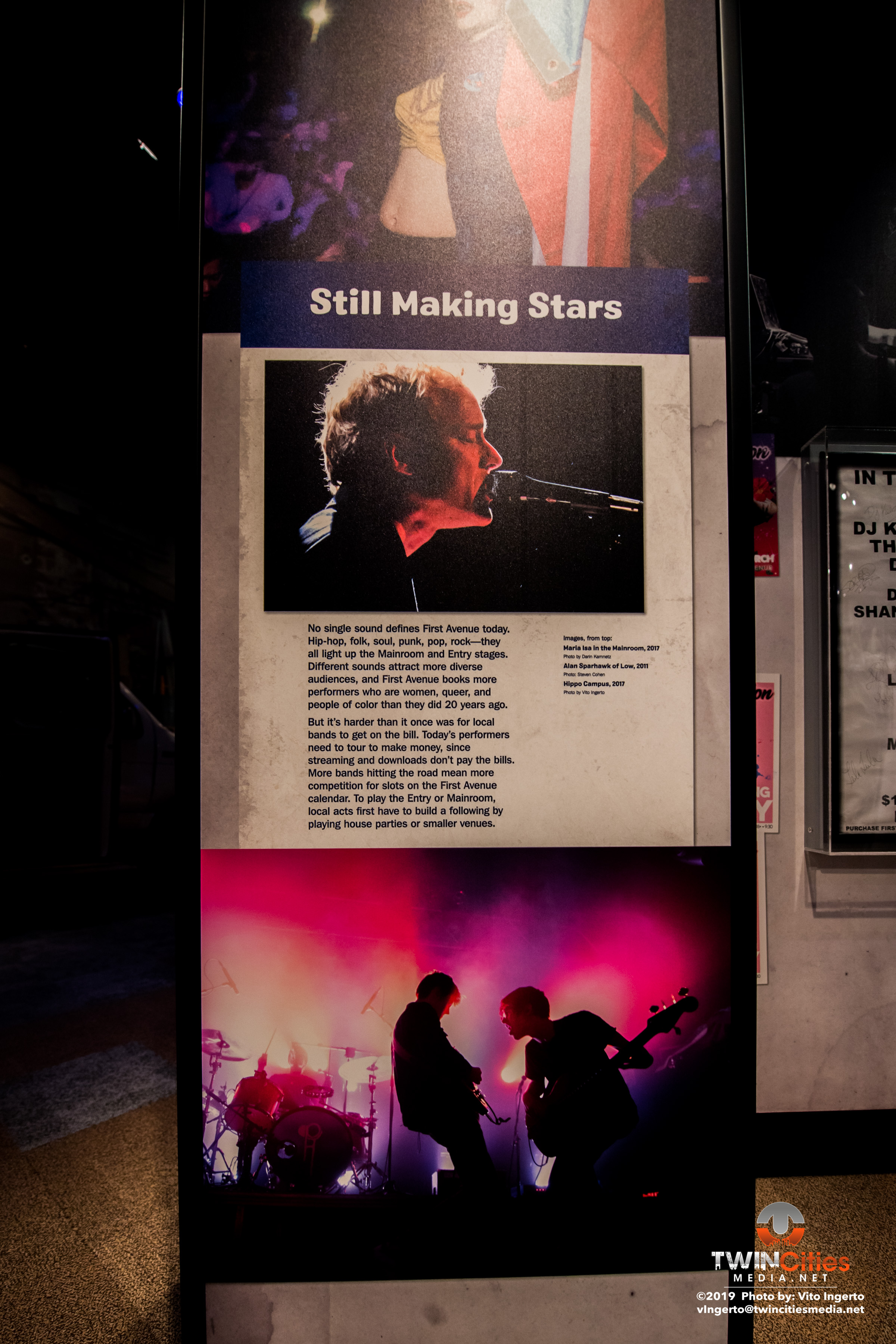 Minnesota History Center Presents The Story Of First Avenue