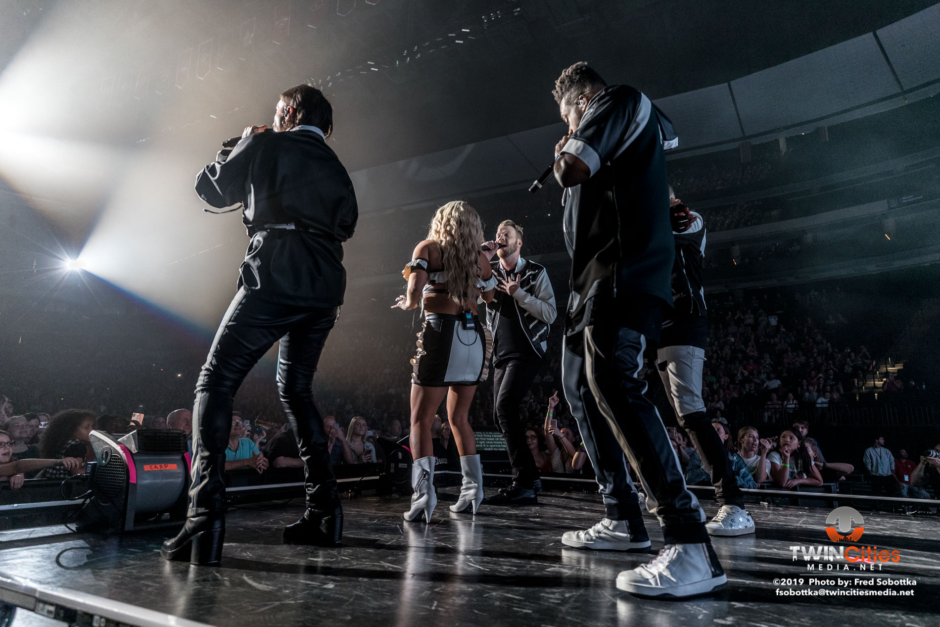 Pentatonix Brings Talent And Fun For The Whole Family To