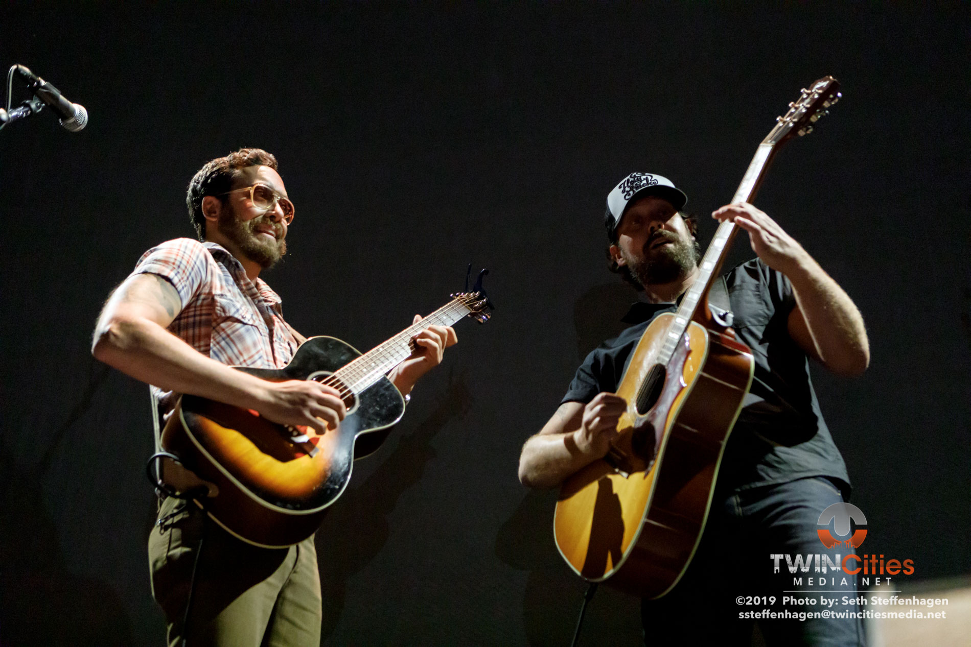 July 30, 2019 - Saint Paul, Minnesota, United States -  Wynchester live in concert at the Palace Theatre opening for Tenacious D.  (Photo by Seth Steffenhagen/Steffenhagen Photography)