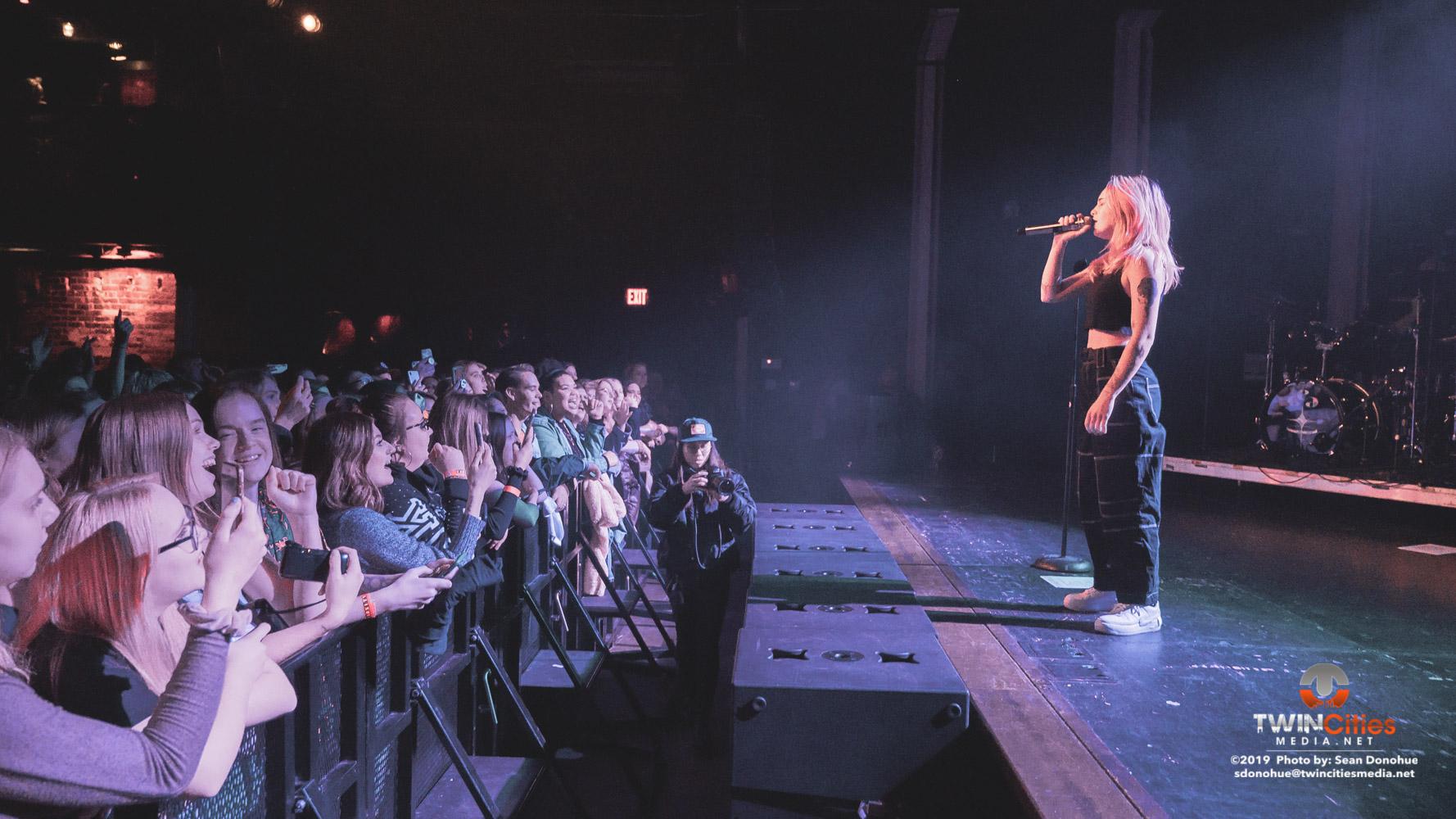 Bea Miller at Varsity Theater - 11.9.2019