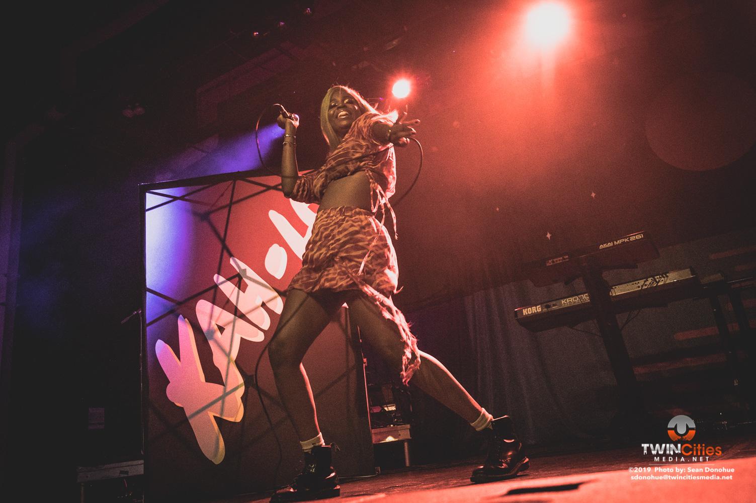 Kah-Lo at Varsity Theater - 11.9.2019