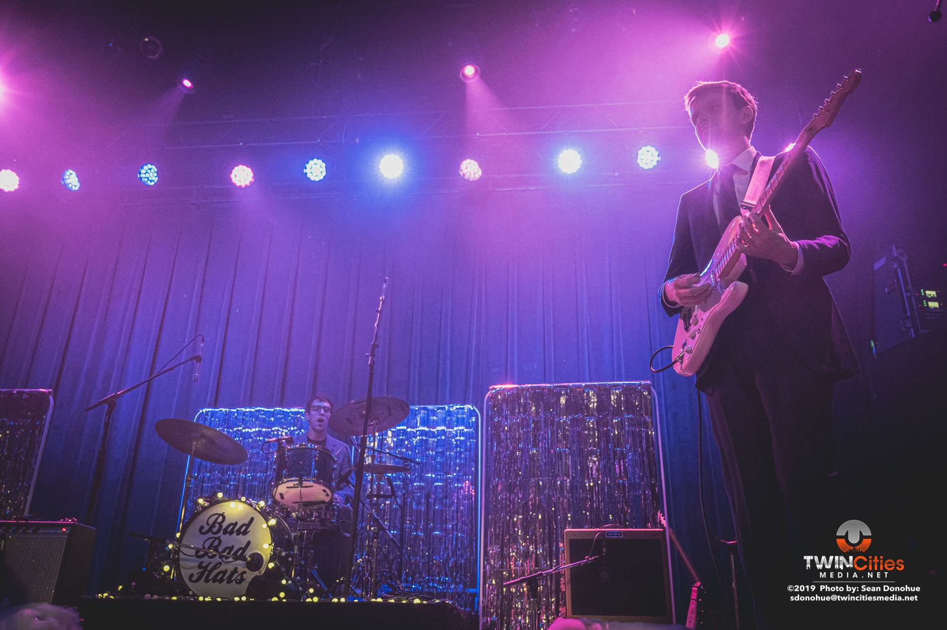 Bad Bad Hats, Ratrboys and Last Imort at First Ave | 12.21.2019