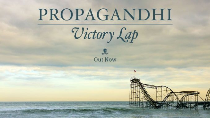Propagandhi's Victory Lap Tour Stopping By Fine Line 3/1