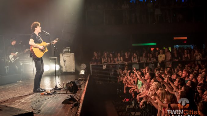 Vance Joy And The Crowd Become One At Myth Live