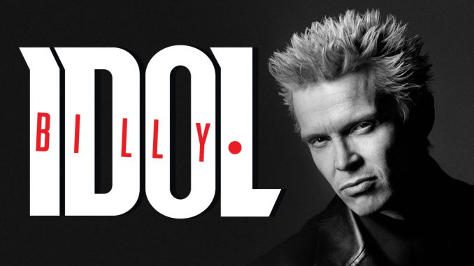 624192996b297 Billy Idol Taking Over Treasure Island Casino 7/6 For Sold Out Show ...