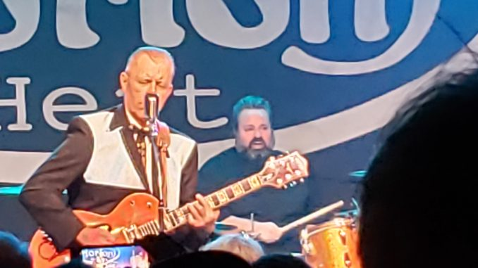 Reverend Horton Heat Has A Psychobilly Freakout At The Fine