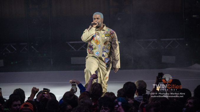 A$AP Ferg Blew Up The Skyway Theatre